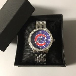 Accessories - New Chicago Cubs Watch With Box
